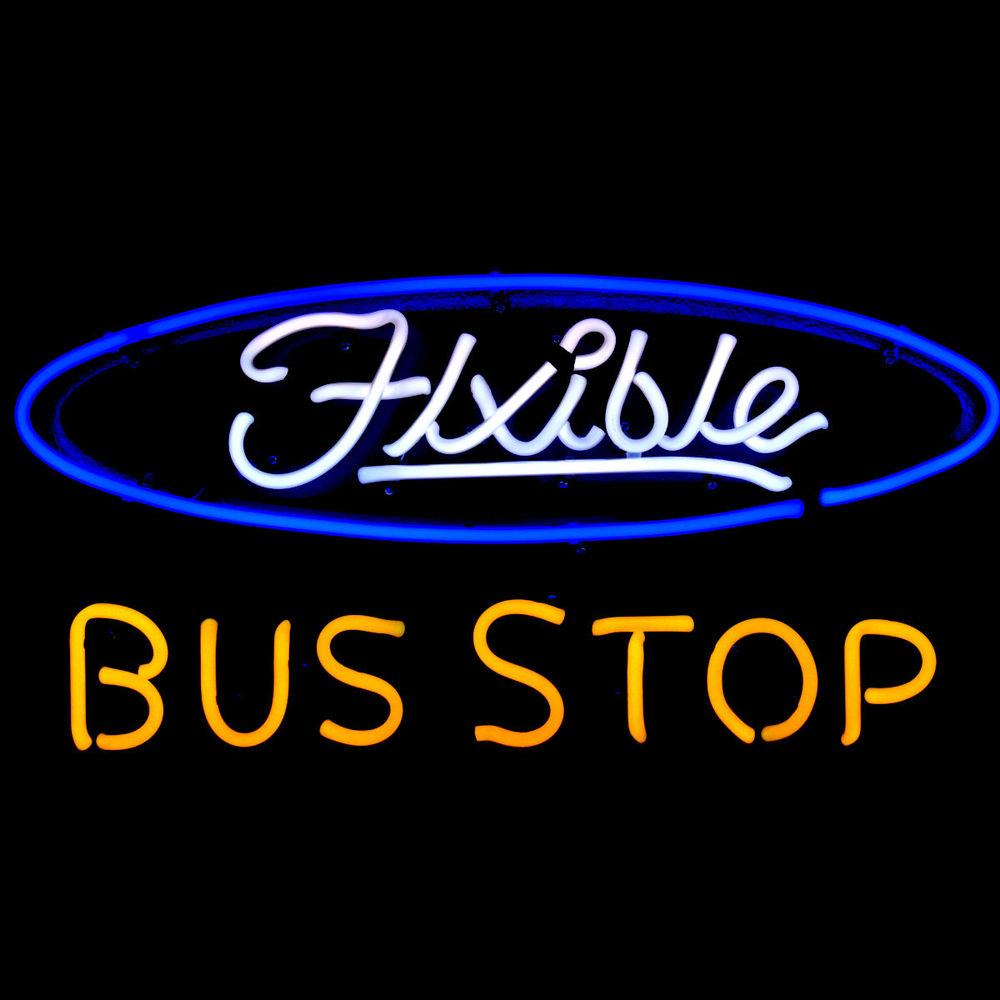 Flxible Bus Stop custom neon.jpg