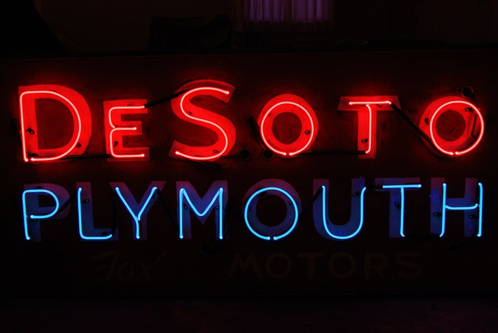 DeSoto Plymouth Neon Sign.jpg