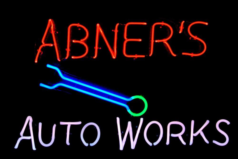 Custom Commercial Neon Signs by John Barton - BartonNeonMagic.com