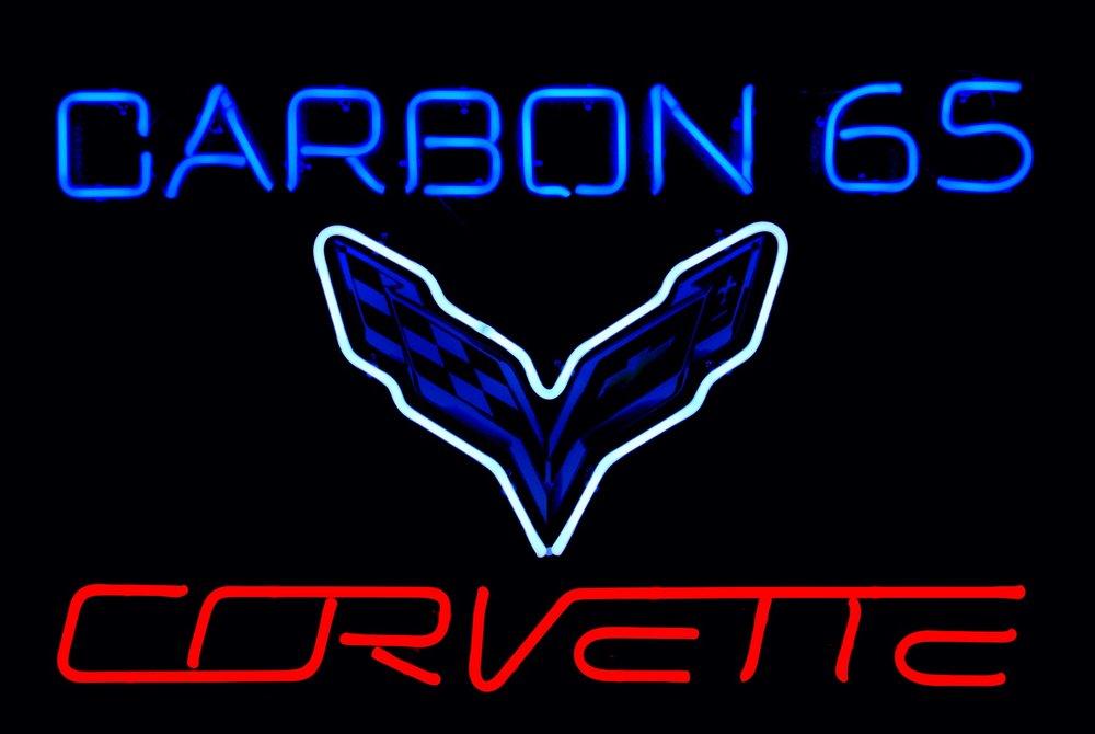 Custom Automotive Neon Signs - hand-blown by John Barton - BartonNeonMagic.com