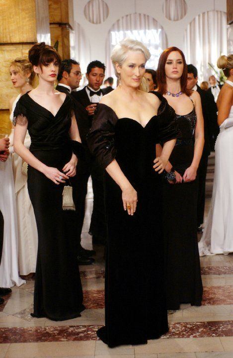 16. The Devil Wears Prada (2006)