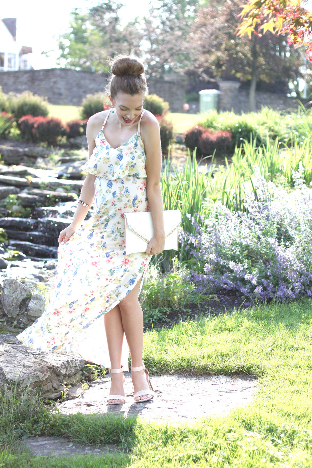 Summer Floral- Enchanting Elegance