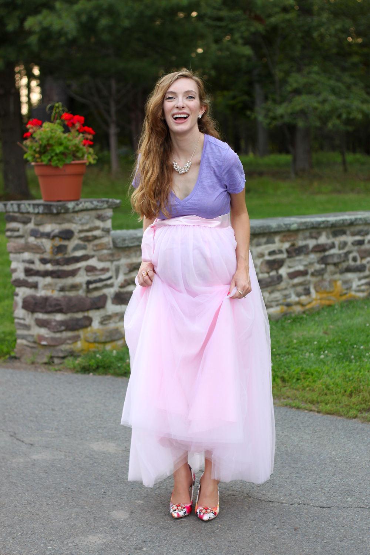 Tulle Skirt-Enchanting Elegance
