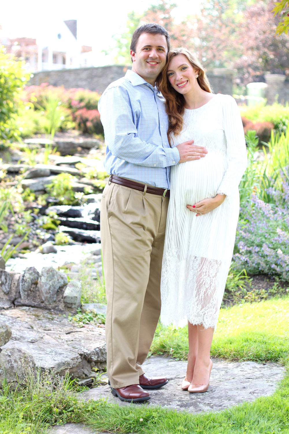 Maternity Photos- Enchanting Elegance