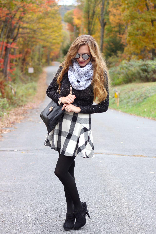 Black and Gray- Enchanting Elegance
