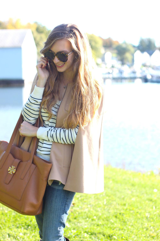 Camel Cape- Enchanting Elegance