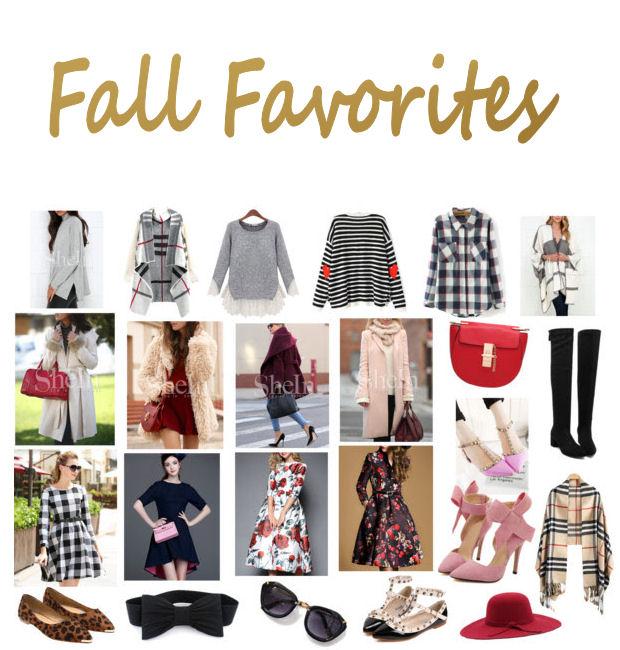 Fall Favorites- Enchanting Elegance