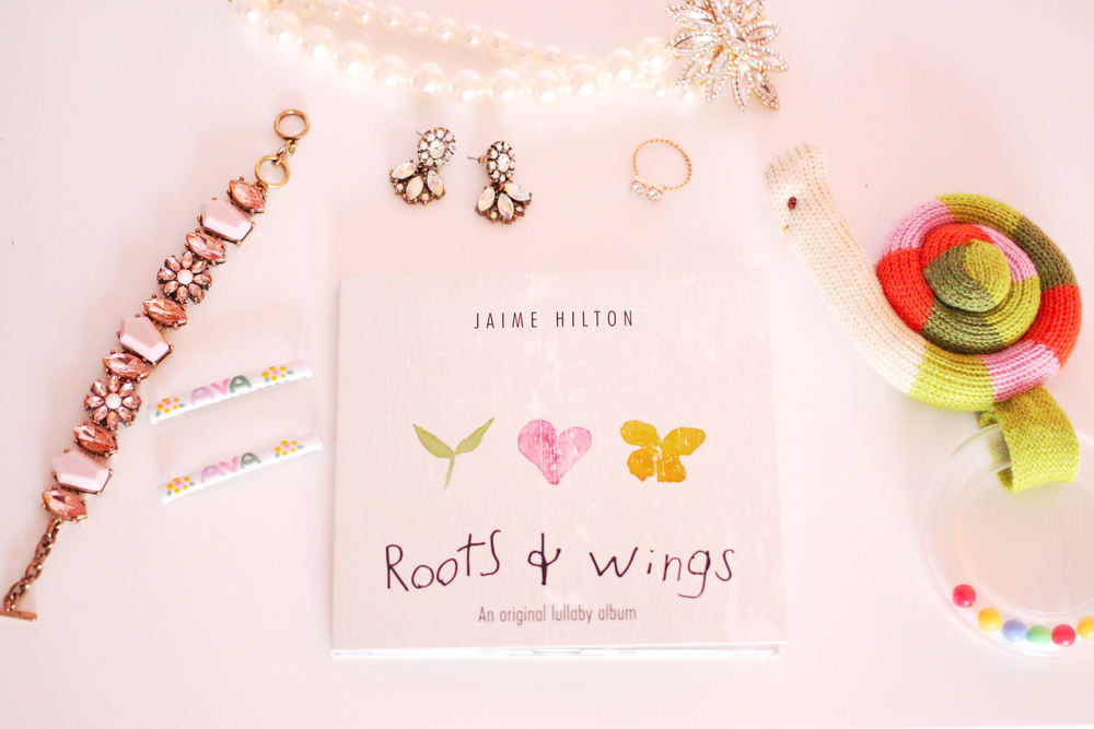 Roots and Wings. Lullabies for children. -Enchanting Elegance