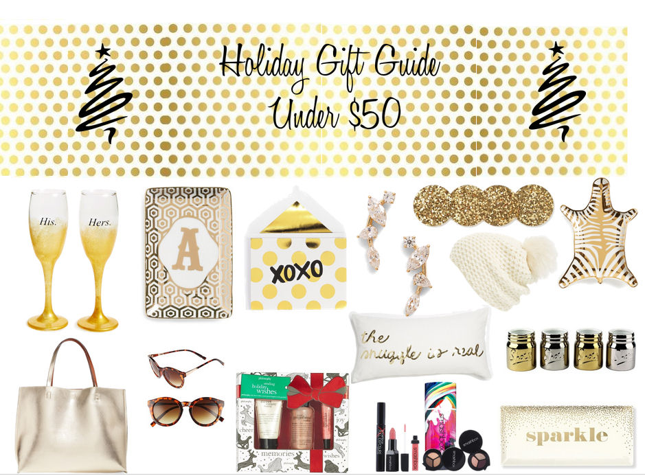 Gift Guide Under $50- Enchanting Elegance