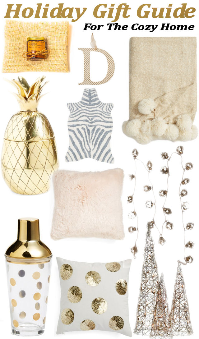 Gift Guide for the Cozy Home- Enchanting Elegance