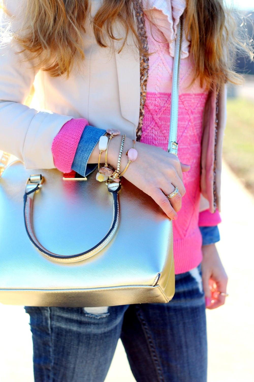 Pink Ombre- Enchanting Elegance