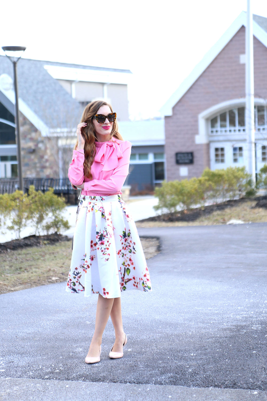 Spring Time Dreams- Enchanting Elegance