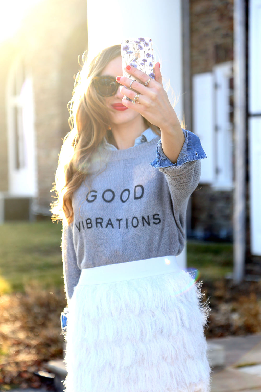 Good Vibrations- Enchanting Elegance