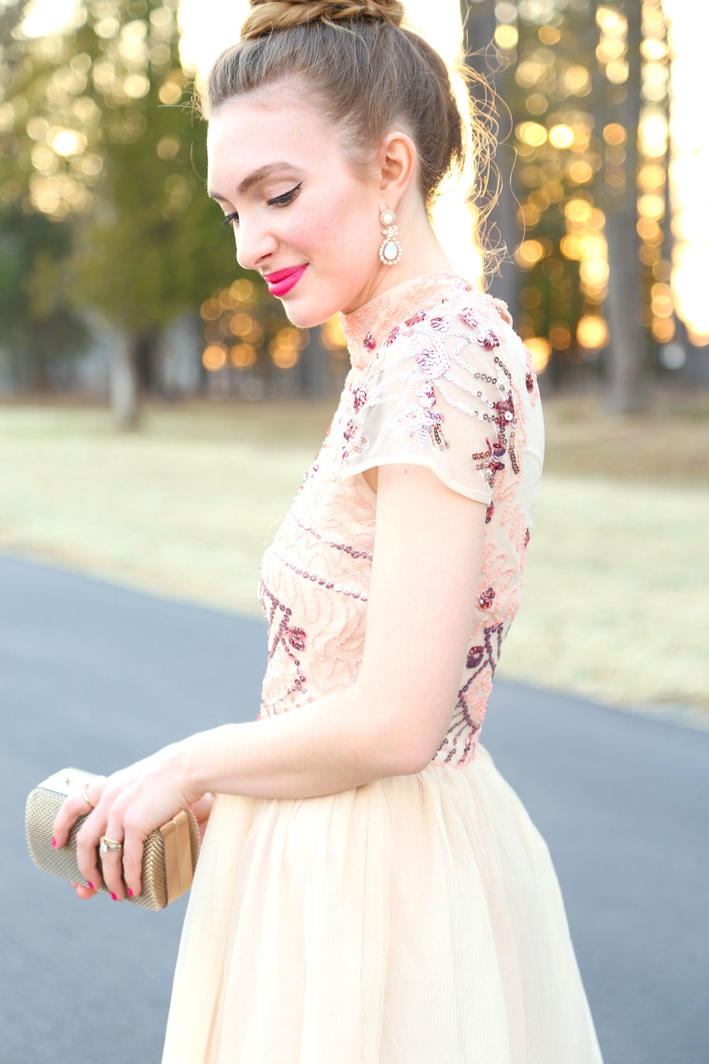 Spring Formal- Enchanting Elegance