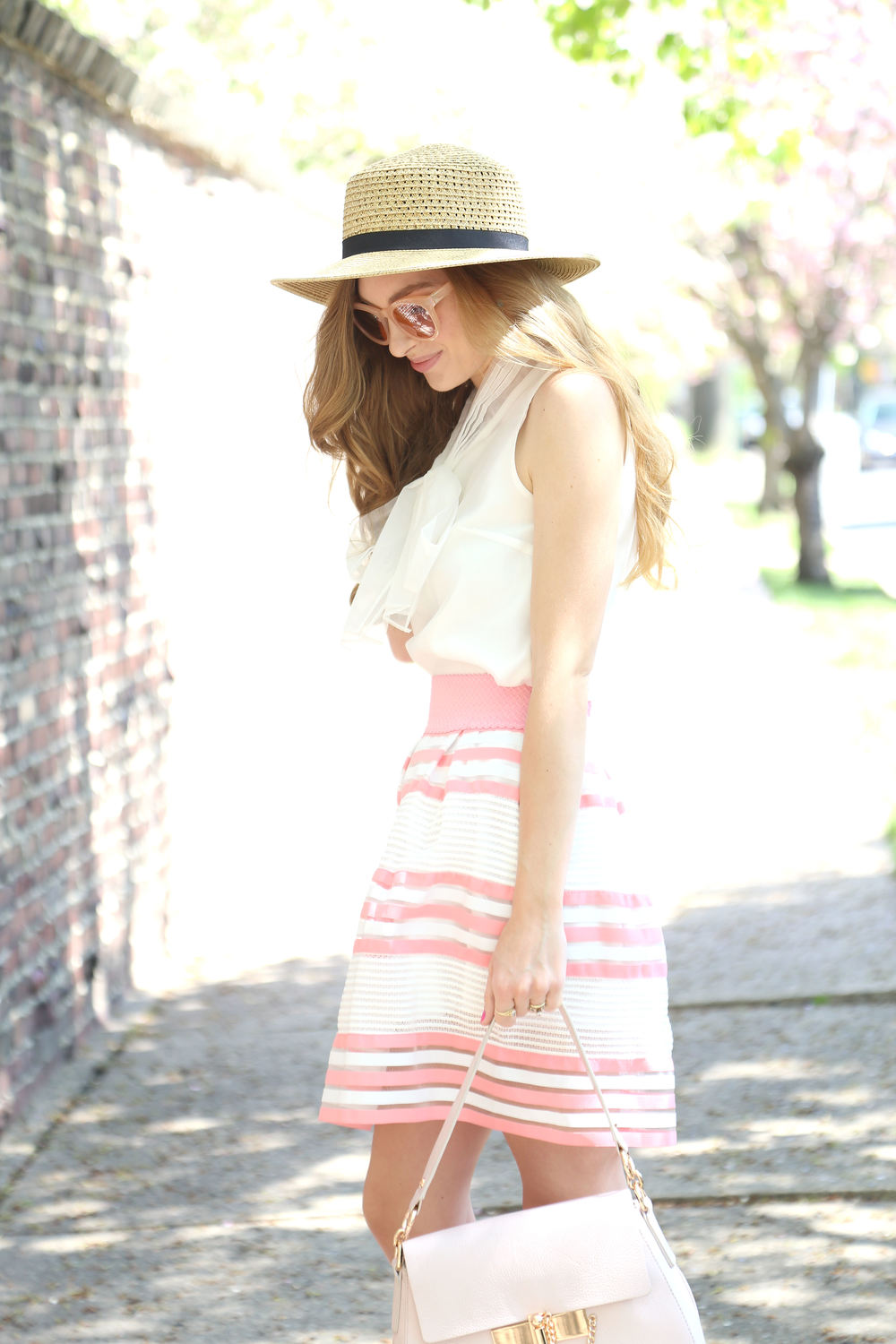 Candy Stripes- Enchanting Elegance
