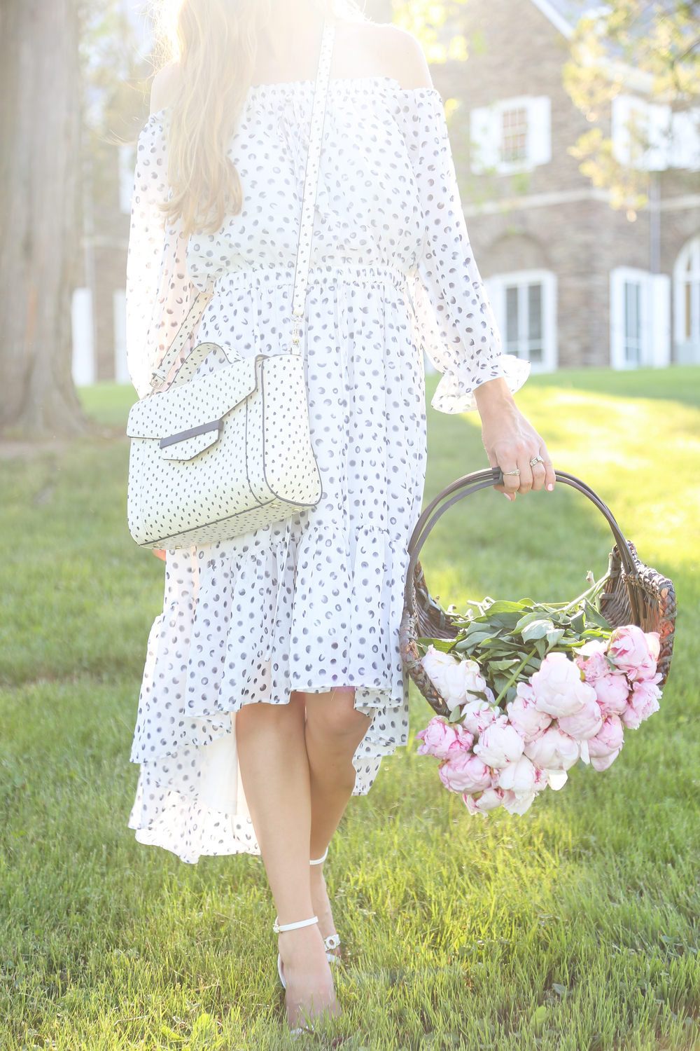 Feeling Dotty- Enchanting Elegance