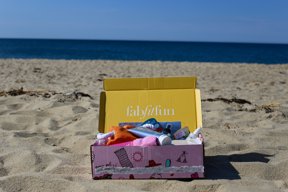 Summer Fab Fit Fun Box- Enchanting Elegance