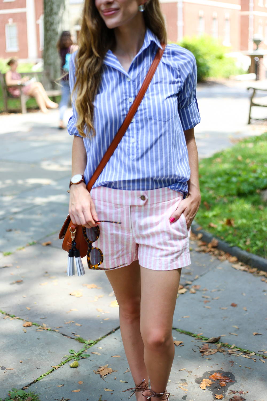 Seeing Stripes- Enchanting Elegance