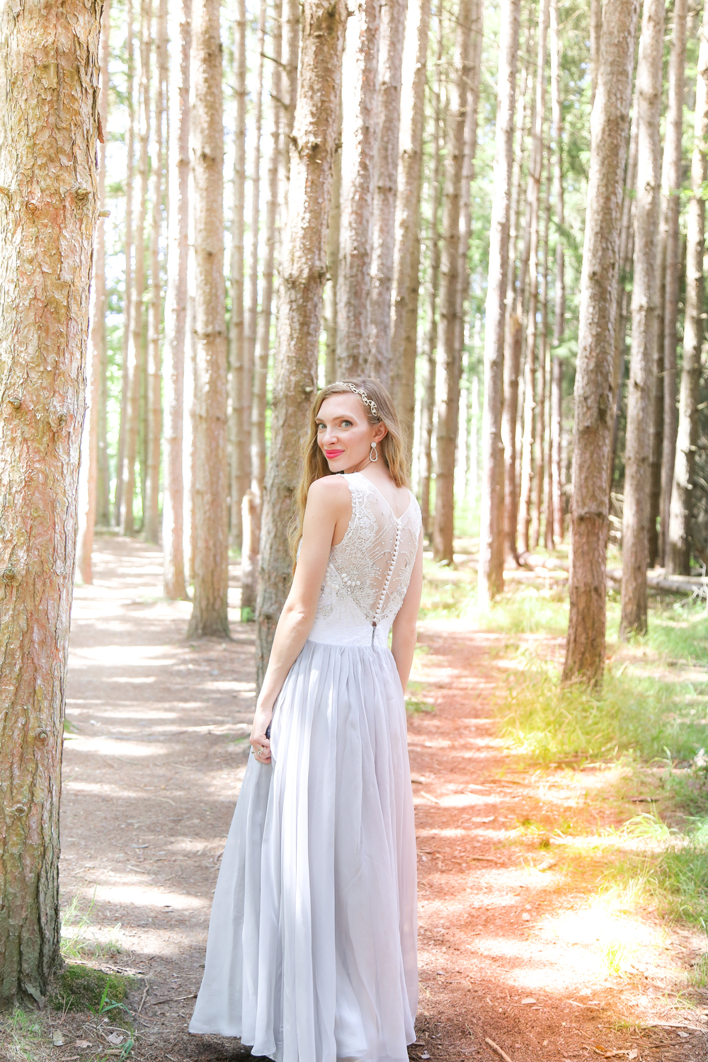 Enchanted Forest- Enchanting Elegance