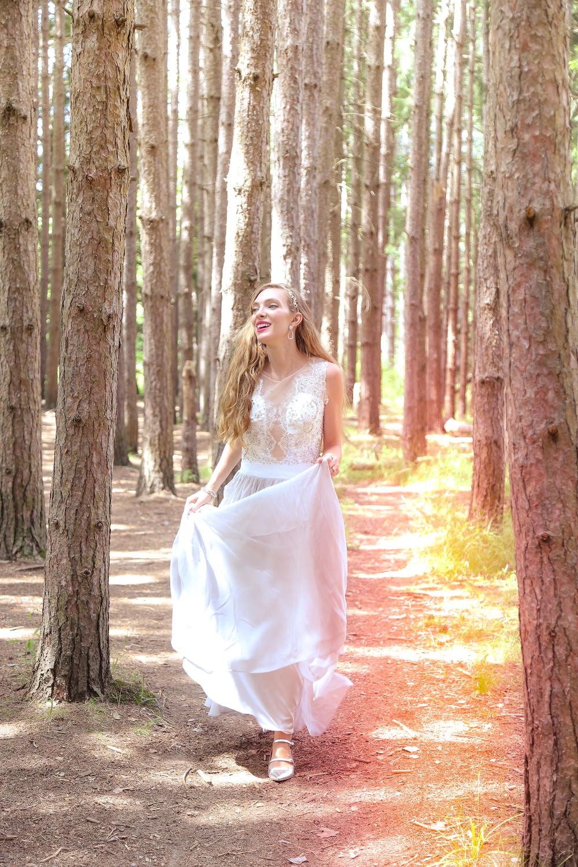 Enchanted Forest- Enchanting Elegance