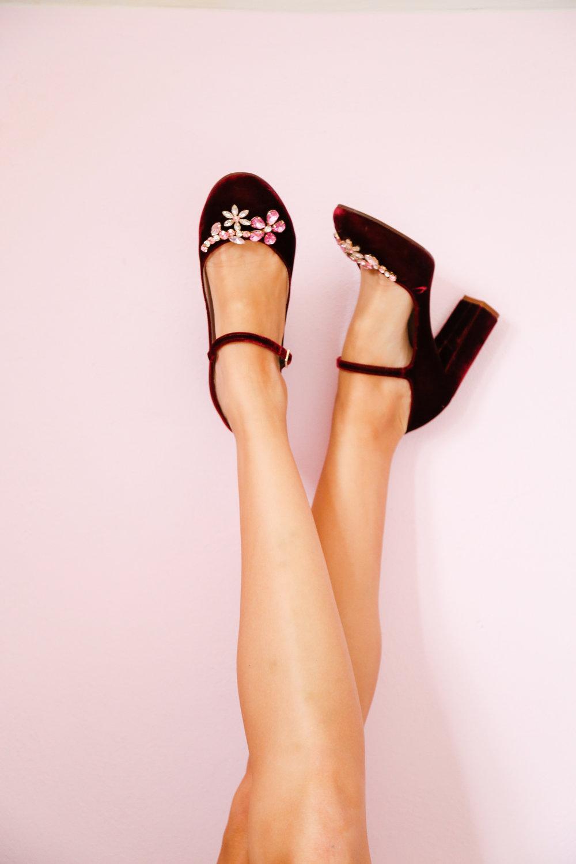 Fancy Feet- Enchanting Elegance
