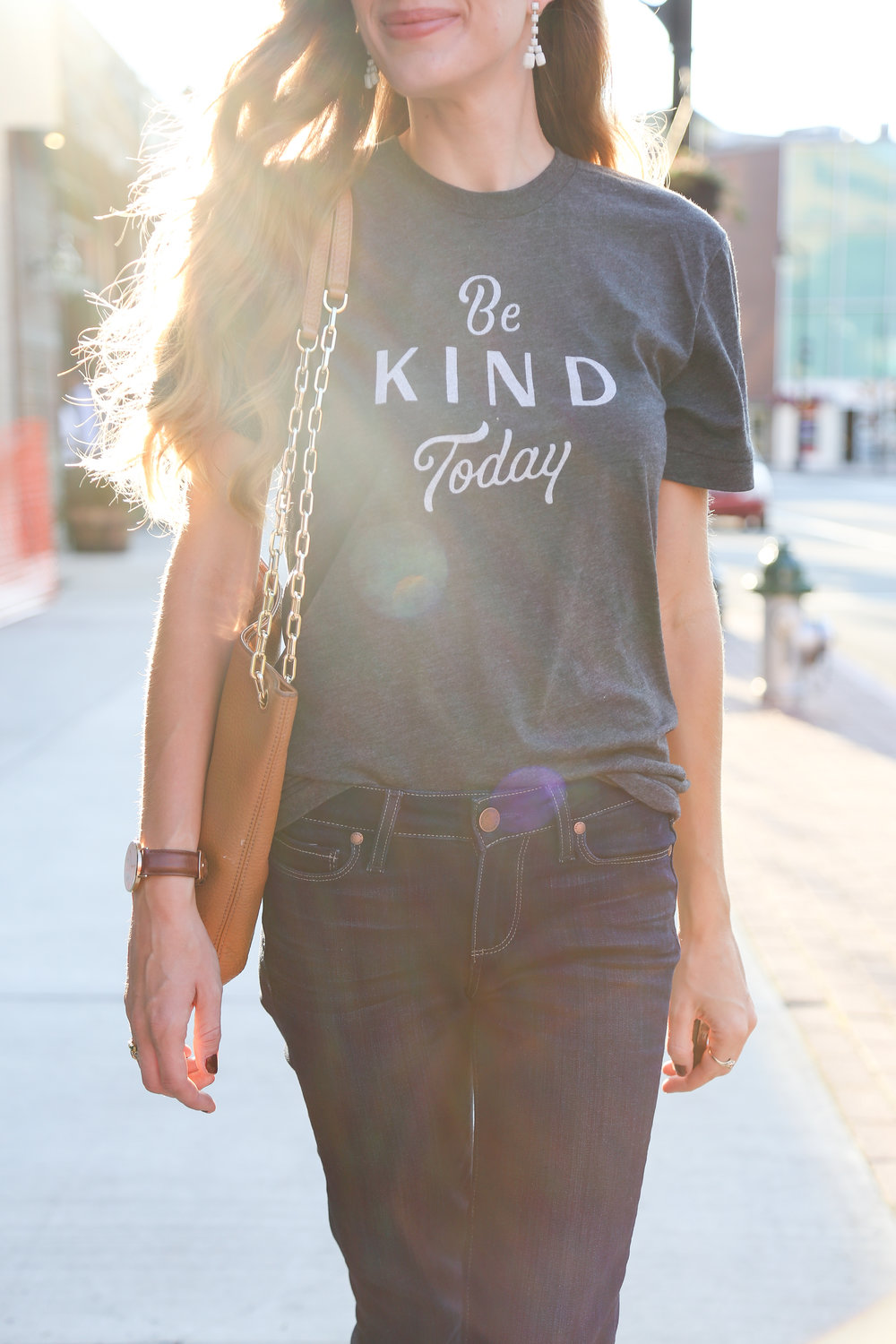 Be Kind Today- Enchanting Elegance