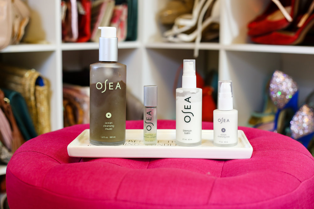 Osea Skin Care- Enchanting Elegance