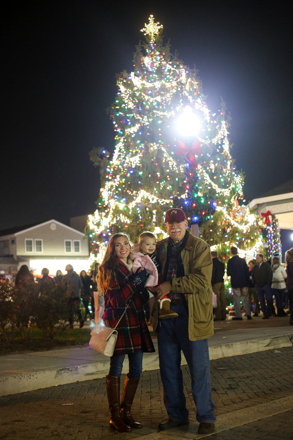 Rehoboth Beach Tree Lighting- Enchanting Elegance