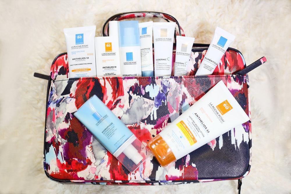 La Roche Posay Giveaway & Glossybox- Enchanting Elegance
