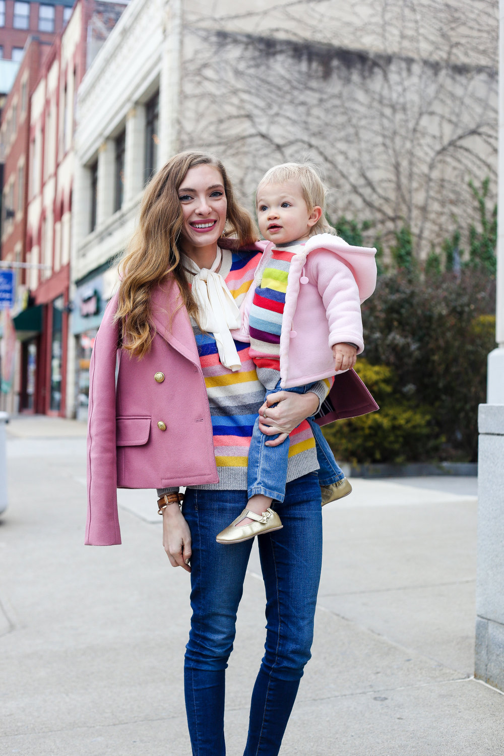 Mommy And Me: Darling Duo- Enchanting Elegance