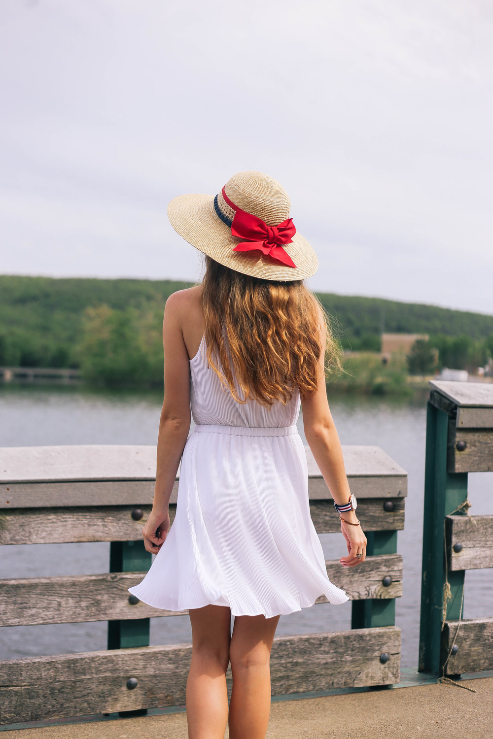Memorial Day Style- Enchanting Elegance