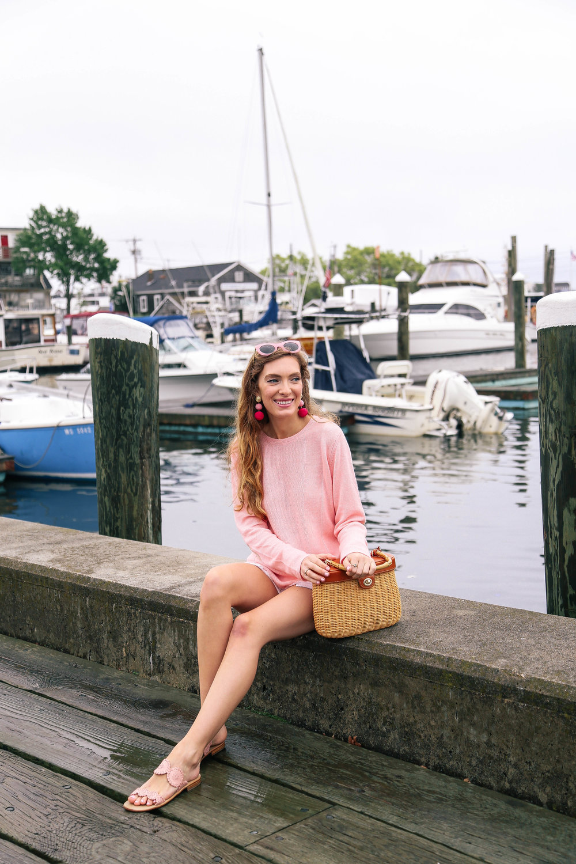 Pink Cashmere- Enchanting Elegance
