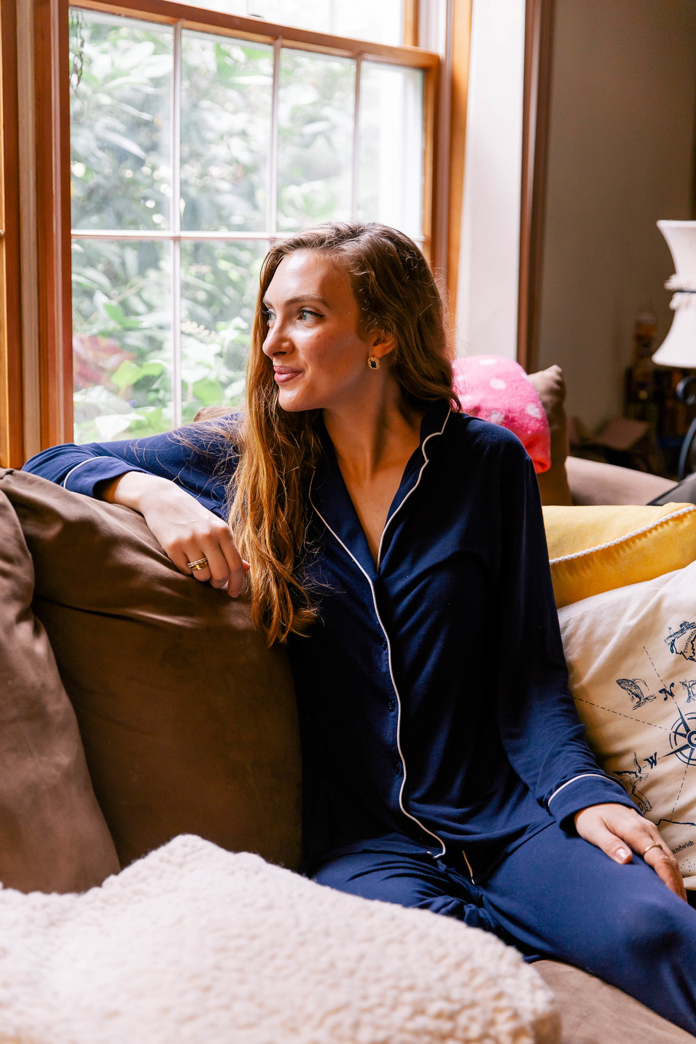 Cozy Lounge Wear At Home- Enchanting Elegance
