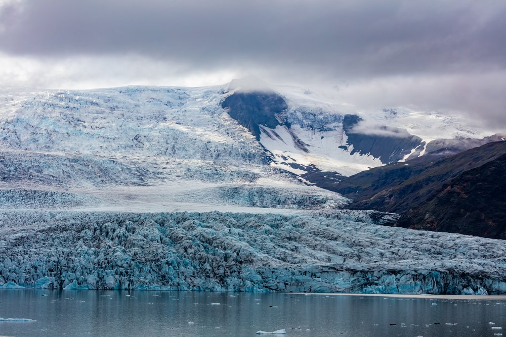 Glacial Solitude