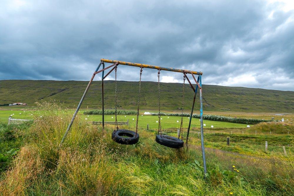 Icelander Swing