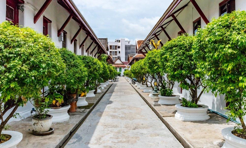 Monk's Living Quarters