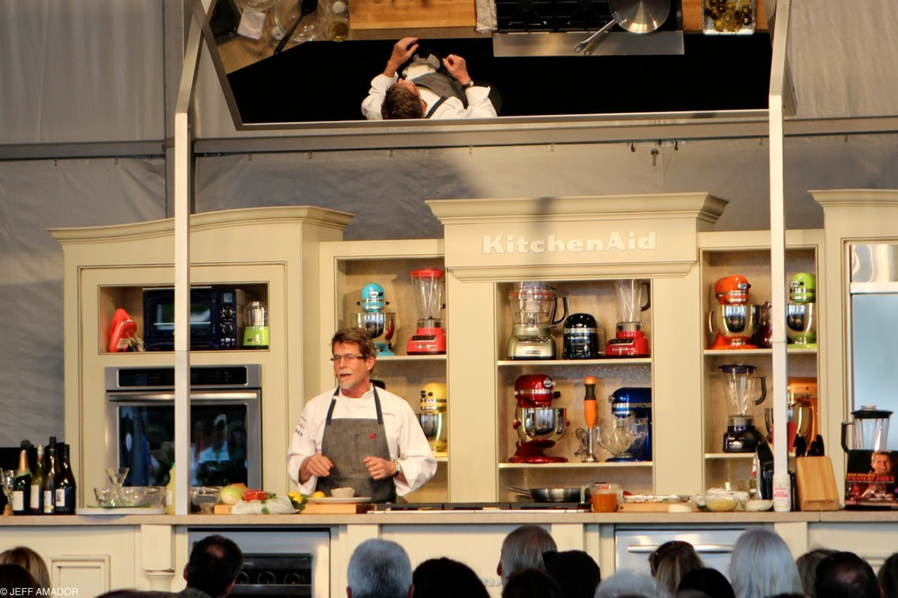 Demo from Chef Rick Bayless