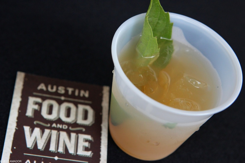 Official Drink of Austin winner, Tepache from Qui