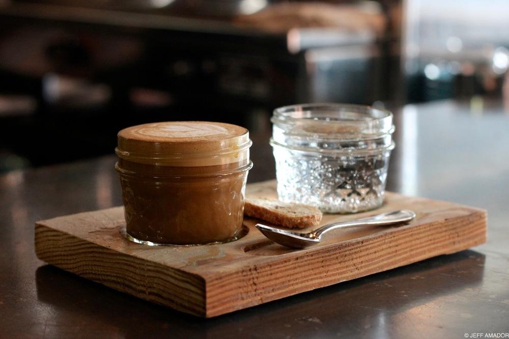The Van Buren from Davis Street Espresso.