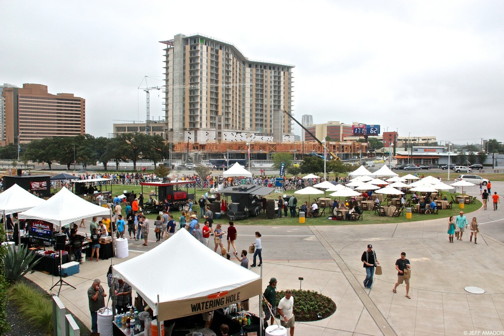 Texas Monthly BBQ Festival, 2014
