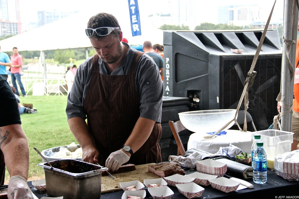 Tim Rattray of The Granary 'Cue and Brew