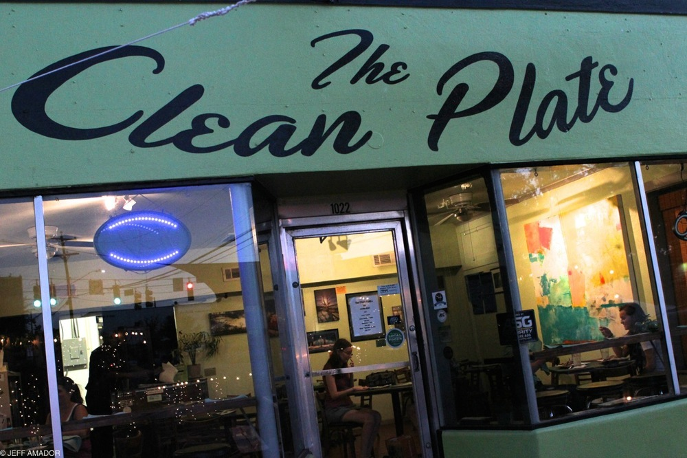 The Clean Plate, San Antonio, TX