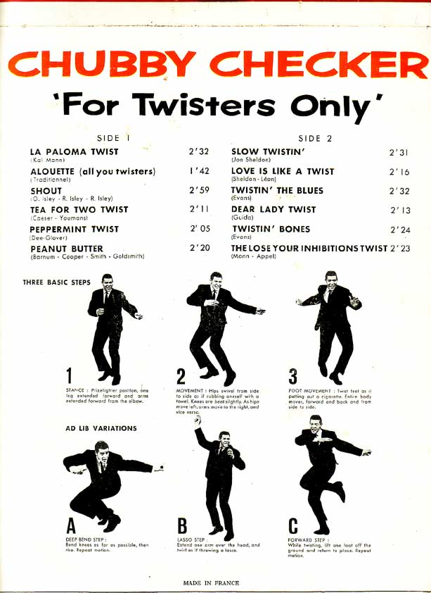 Let's do the twist!