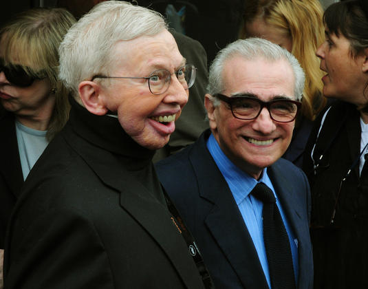 Ebert and Scorsese