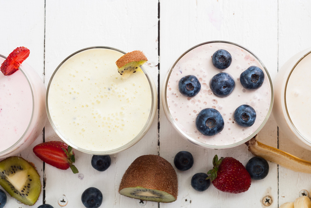 WAKE UP EVERY MORNING LOOKING FORWARD TO MAKING YOURSELF  THE MOST DELICIOUS & NUTRITIOUS SHAKES & SMOOTHIES!