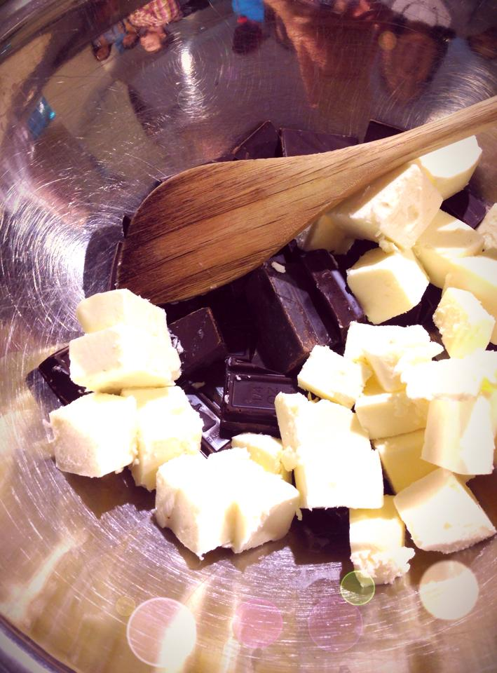 Basics: Chocolate and Butter