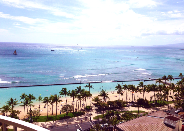 Ashton Waikiki Resort Oceanview