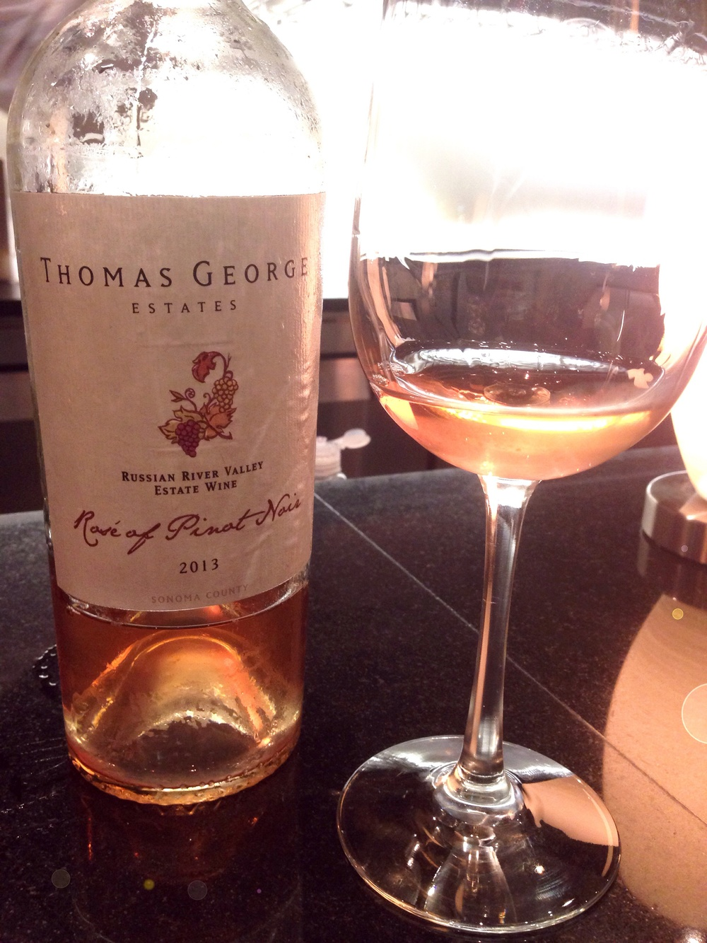 Thomas George - 100% Pino Noir