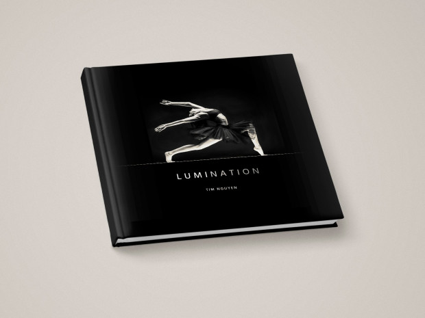 THE LUMINATION PROJECT. HARDCOVER COFFEE TABLE BOOK. 108 PAGES, 11X13 INCHES