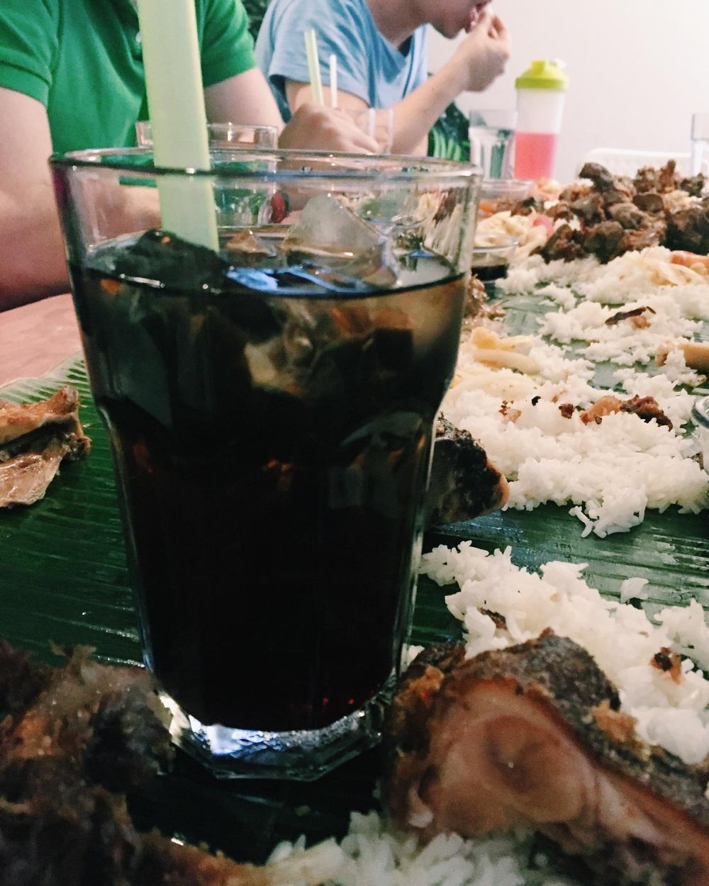 Gulaman Drink